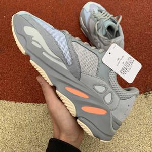 700 V2 Static Mauve Art und Weise Luxus-Designer-Frauen-Männer Outdoor-Schuhe für Männer Neue Ankunfts-Turnschuhe Geode Sneaker Plattform Trainer Inertia