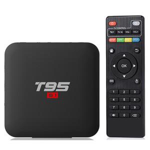 Т95 S1 Anddroid 7.1 TV Box Amologic S905W ОЗУ 2 Гб ПЗУ 16 Гб 2.4G Wi-Fi 4K