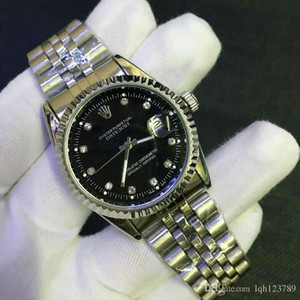 Movimento Assista Men Automatic Swiss Luxo Mulheres Relógios Diamante Design Master Moda Qualidade Mecânica Relógios de pulso masculino Relógio