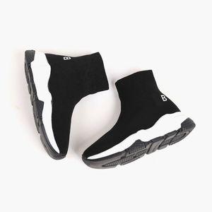 Zapatos del deporte letra de los niños impresos zapatos para correr activo sólido de color transpirable zapatillas de deporte causales Niños Niñas Niño