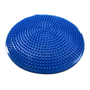 ABKT-Yoga Balanced Mats Massage Pad Cushion Balance Disc Balance Ball Riot Yoga Cushion Ankle Rehabilitation Cushion Pad