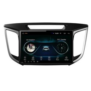 Linguaggio del sistema di auto Android linguaggio mutil-touch buon bluetooth HD1080 navigazione rapida di consegna rapida per Hyundai ix25 creta 10.1 pollici