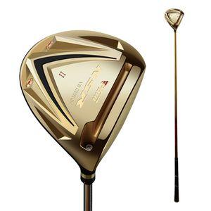 Professionnel Graphite Shaft Haute Rebound Surface Head Golf Club de pilote
