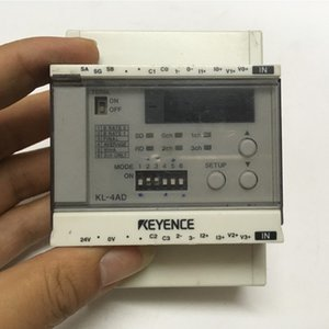 1 PCS Keyence Remote analog controller KL-4AD New In Box Used In Good Condition Free Expedited Shipping