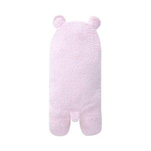 Autumn And Winter Baby Sleeping Bag Newborn Split Leg Package Warm And Comfortable Baby Plus Velvet Quilt