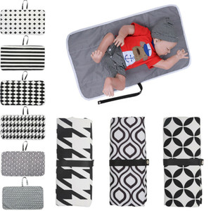 AU Babies Portable Folding Diaper Travel Home Nappy Changing Pad Waterproof Mat