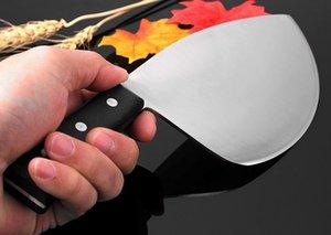 YKC Sıcak Yüksek Kalite Açık Mutfak Bıçak Blank Diy Paslanmaz Çelik Bıçak Aracı Çoklu -Fonksiyon Chef Cleaver Sıyırma Bıçağı Keskin