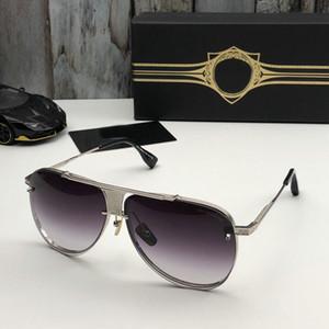 Cheap Occhiali da sole ovali donne 2020New arrivo del commercio all'ingrosso di cuoio alla moda di marca del metallo decorativo del progettista Occhiali da sole per uomo donna Oculos