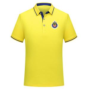 Versão tailandesa de qualidade 2019/20 MÉXICO Club Chivas de Guadalajara camisa pólo de futebol camisa de futebol jerseys men19 / 20 Chivas homens de futebol Polo1