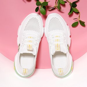 Designer Hot Summer breathable womens fashion trend small chrysanthemum casual running shoes Sports Shoes Classic Sneakers Cheap Basket