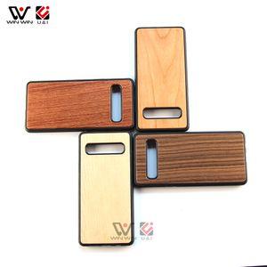 Custodia per cellulare in legno di best seller per Samsung Galaxy S9 S10 Plus Note 9