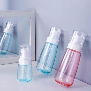 Alkohol Desinfektion Sprühflasche 30ml 60ml 80ml 100ml UPG Handseife Split Plastikflaschen leere PET-Flaschen Hand Sanitizer Verpackung B0501