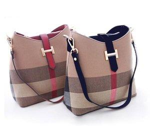 Superior del diseñador de lujo bolsos de hombro manera de los monederos Bolsas de gran capacidad bolsos crossbody de dos tonos mensajero bolsa de asas