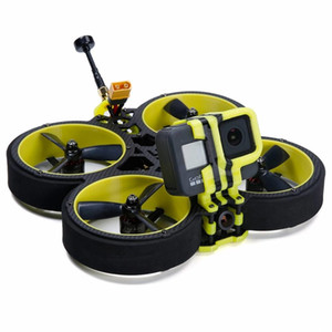 iFLIGHT BumbleBee CineWhoop 142mm 3inch FPV Гонки Drone С F4 40A 500mW VTX CADDX Ratel камеры BNF - TBS Crossfire Nano RX приемник