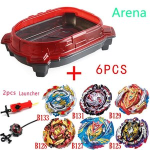 All Models Launchers Beyblade Burst GT Toys Arena Metal God Fafnir Spinning Top Bey Blade Blades Toy YHSM0001