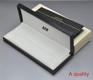 Confezione regalo di lusso con penna di marca MB con servizio di guida del libro Custodia con penna di alta qualità in stile classico nero per confezione regalo aziendale