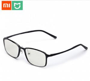 Xiaomi originale Mijia TS Lunettes Anti UV Blue Ray fatigue Proof lunettes unisexe anti-UV 400 Lunettes de protection des yeux MI TS en verre