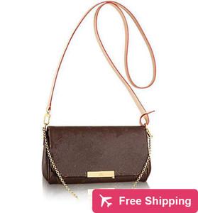 جلد حقيقي 40718 مفضل حقيبة يد الفاخرة الأزياء crossbody المرأة حقيبة التصميم المفضل سلسلة مخلب الجلود strap1