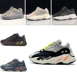 Adidas Yeezy 700 Zapatos para correr para niños nuevos Zapatillas de deporte Kanye West Wave Runner 700 Youth Sply 700 Zapatillas de baloncesto para niños Calzado para niños