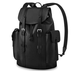 Louis Vuitton mochila de diseño de las mujeres de lujo diseñador de la mujer de moda de cuero estilo mochila para hombre del bolso del hombro del bolso mochila grande