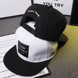 street style Unisex Berretto Da baseball Per uomo donna ragazzo Hip Hop regolabile Baseball Snapback Cappello Cap regalo