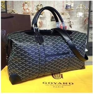 Mens / Petate HandbagTravel Bolsas paquetes al aire libre equipaje BrandDesigner bolsa de viaje para hombres / mujeres Bolsos de tela multicolor de Goya