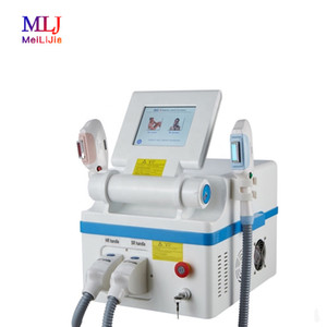 Vente chaude 360 machine optique IPL magnéto pour l'épilation et le rajeunissement de la peau UK lampe avec 400000 coups par cartouche