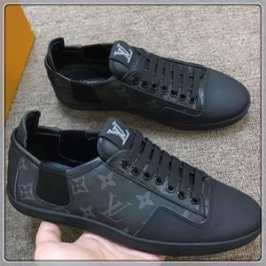 louis vuitton LV Lo-Top Sneakers Herrenschuhe Herbst und Winter Lace-up Vintage-Luxus-Fußbekleidung Bequeme Schuhe Scarpe sportive da uomo Verkauf