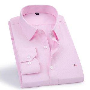 2019 reserva aramy camisa New men shirts long sleeve cotton dress shirt men aramy men's Business social shirt