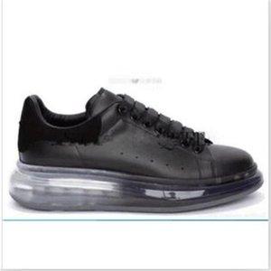 019 Red Bottoms delle scarpe da tennis per gli uomini casuale delle donne di lusso del Mens esterna di cristallo di colore rosso blu di fondo GS08 progettista