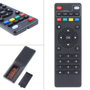Universal TV Remote Control Replacement Remote Support 2 x AAA Batteries with Long Transmission Distance for MXQ   MXQ Pro 4K   X96 REC_100