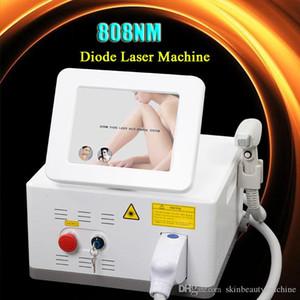 Безболезненно!!! Оборудование красотки удаления волос лазера эпилятора салона хорошего качества машины удаления волос лазера 808nm alexandrite