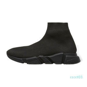 New ACE Designer casual sock Shoes Speed Trainer Black Red Dark Grey Fashion Socks Sneaker Trainer casual shoes 36-45 ct33