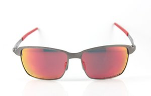 Gläser Qualität Designer Mens / Womens Sonnenbrille Luxus Eyewear OO4083 Polarisierte Tinfoil Feuer High Black Lens Sport Metal Iridium Polar XHKJ