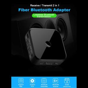 TV 홈 스테레오 시스템 aptX 낮은 대기 시간 블루투스 5.0 송신기와 수신기 디지털 광학 TOSLINK와 3.5mm의 무선 오디오 어댑터