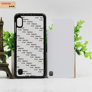 For Samsung A10 A20 A30 A40 A50 A70 2d Hard plastic case 2D Sublimation Blank Case with Metal Plate