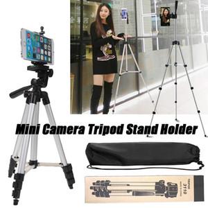 Mini trípode soporte cámara 3110 trípode telescópico de aluminio profesional Monopod para iPhone Samsung SmartPhone Action Camera