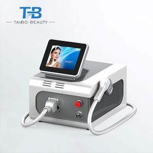 Dispositif d'épilation permanente au laser portatif à diode 808 nm avec 15 millions de coups pour le spa et salon de beauté