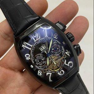Orologio Da Uomo best-seller Fashion business FM Orologio di Lusso Degli Uomini di marca Militare Sport Tempo libero tourbillon orologio meccanico automatico orologio