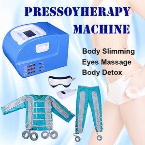 24 adet Hava Basıncı Pressotherapy Masaj Lenfatik Selülit Azaltma Zayıflama Dalga Pressotherapy Lenf Drenaj Makinesi 2019 Yeni Varış!
