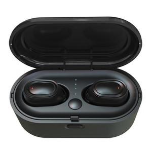 Cep Telefonu Air2 İçin Kulak Gerçek Kablosuz Kulaklık Kablosuz kulaklık ile su geçirmez Tina TWS Çift Bluetooth Kulaklık Mini 5.0 Spor Kulaklıklar