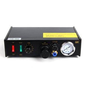 982 Professional Precise Digital Auto Клей Диспенсер паяльной пасты Жидкость контроллер Клей Dropper Fluid Dispenser Инструменты машины