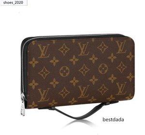 Zippy Xl Wallet M61506 Men Belt Bags Exotic Leather Bags Iconic Bags Clutches Portfolio Wallets Purse
