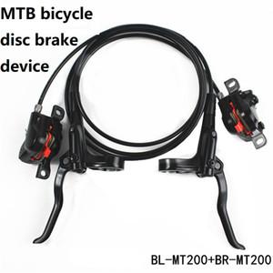Sistema de frenos de bicicletas piezas de bicicleta MT200 freno para bicicleta Mtb Disco hidráulico de freno Pinza de montaña