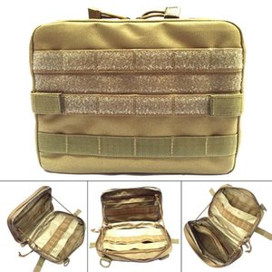 Utility Nylon Tactical Outdoor Magazine Organizer Belt Phone Pouches Bag Medic Waist Pouch Pack HB88 Fliks