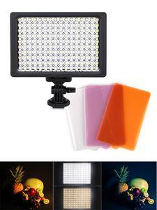 HD-160 LED Video Light For Camera DV Camcorder Lighting 5400K LED Video Light,camera video shotting light