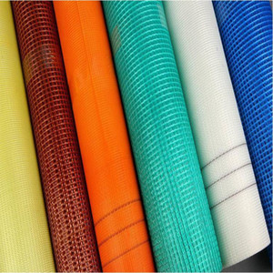 Glass fiber mesh,It is used for heat preservation, waterproof, fire prevention and crack resistance of internal and external walls of buildi