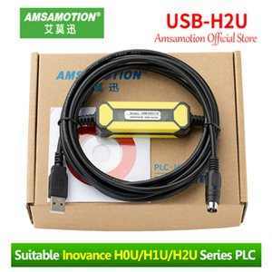 FreeShipping USB-H2U Para Inovance PLC programación por cable Para H0U H1U H2U serie del cable Comunicación