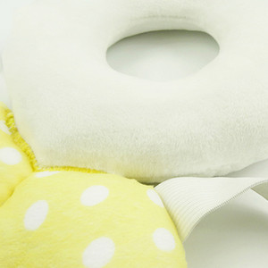 Baby Headrest Pillow Toddler Head Protection Pad Neck Protector Wings Nursing Drop Resistance Cushion Baby Bedding Backpack Mat