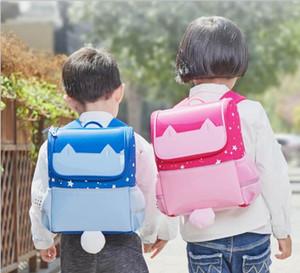 Xiaomi Youpin Xiaoyang Crianças Bolsa Escola para crianças de 3-6 anos de estudante Bag Mochilas Burden Reduzir Protect Spine 3006004